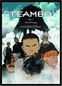 Steamboy, Volume 1 (Steam Boy Ani-Manga) - Katsuhiro Otomo