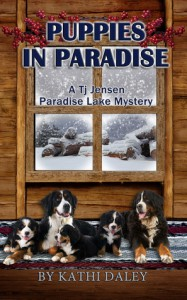 Puppies in Paradise - Kathi Daley