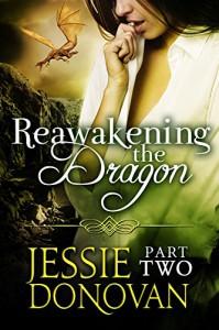 Reawakening the Dragon: Part Two (Stonefire Dragons Book 15) - Jessie Donovan, Hot Tree Editing