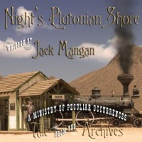 Night's Plutonian Shore - Jack Mangan, Philippa Ballantine, Tee Morris