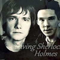 Saving Sherlock Holmes - earlgreytea68