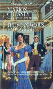 The Scandalous Lady Wright - Marion Chesney