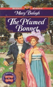 The Plumed Bonnet - Mary Balogh