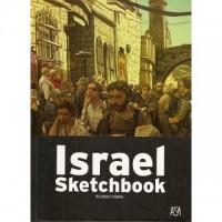 Israel Sketchbook - Ricardo Cabral