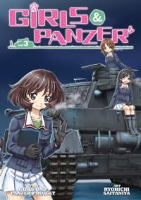 Girls Und Panzer Vol. 3 - Girls Und Panzer Projekt