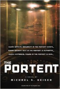 The Portent (The Facade Saga: Book 2) - Michael S. Heiser