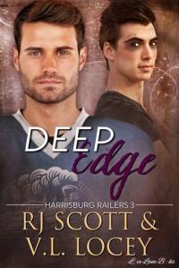 Deep Edge - R. J. Scott, V.L. Locey