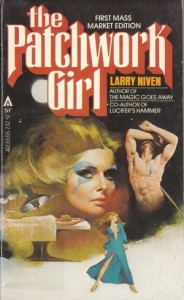 The Patchwork Girl - Fernando Fernández, Larry Niven