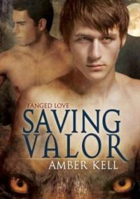 Saving Valor - Amber Kell