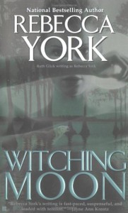 Witching Moon (The Moon Series, Book 3) - Rebecca York