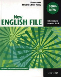 New English File. Intermediate, Student's Book - Clive Oxenden, Christina Latham-Koenig