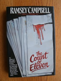 The Count of Eleven - Ramsey Campbell