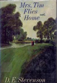 Mrs. Tim Flies Home - D.E. Stevenson