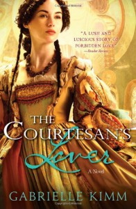 The Courtesan's Lover - Gabrielle Kimm