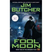 Fool Moon (The Dresden Files, #2) - Jim Butcher