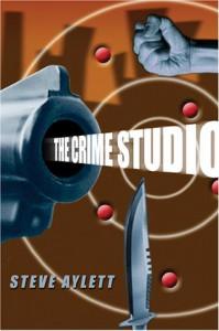 The Crime Studio - Steve Aylett