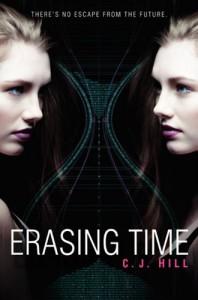Erasing Time - C. J. Hill