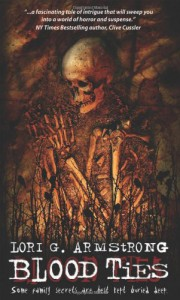Blood Ties - Lori G. Armstrong