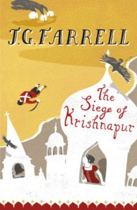 The Siege of Krishnapur - J.G. Farrell
