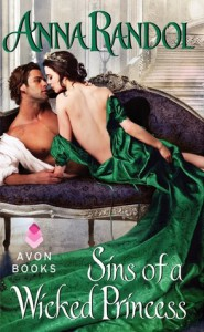 Sins of a Wicked Princess - Anna Randol