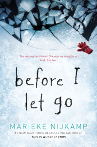 Before I Let Go - Marieke Nijkamp