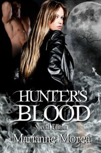 Hunter's Blood Special Edition (Cursed by Blood Saga) - marianne morea