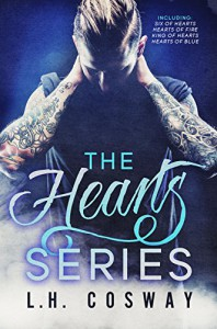The Hearts Series: Books 1-4 - L.H. Cosway