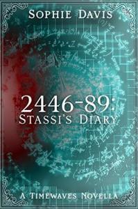2446-89: Stassi's Diary - Sophie  Davis