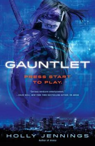 Gauntlet (Arena) - Holly Jennings