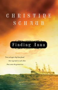 Finding Anna (Music of the Heart #1) - Christine Schaub