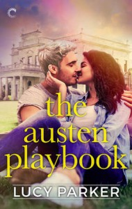 The Austen Playbook (London Celebrities 4) - Lucy V. Parker