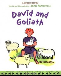 David and Goliath (Bible Story) - Jean Marzollo