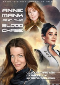 Anne Manx and the Blood Chase - Larry Weiner