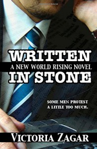 Written In Stone (New World Rising) (Volume 1) - Victoria Zagar