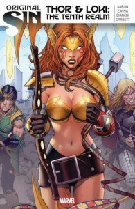 Original Sin: Thor & Loki: The Tenth Realm - Marco Checchetto, Lee Garbett, Szymon Kudranski, Al Ewing, Jason Aaron, Simone Bianchi