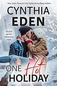 One Hot Holiday - Cynthia Eden