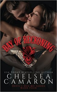 Day of Reckoning: Nomad Bikers (Devil's Due MC) (Volume 4) - Chelsea Camaron