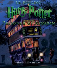 Harry Potter and the Prisoner of Azkaban: The Illustrated Edition - J.K. Rowling, Jim Kay