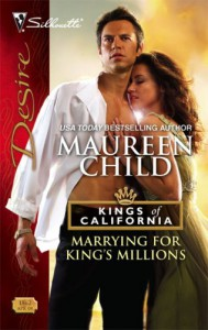 Marrying for King's Millions - Maureen Child