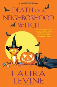 Death of a Neighborhood Witch - Laura Levine