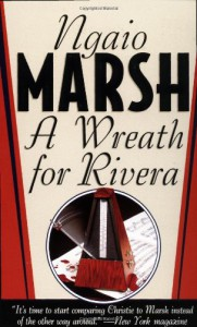 A Wreath for Rivera - Ngaio Marsh