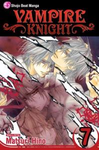 Vampire Knight, Vol. 07 - Matsuri Hino