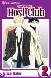Ouran High School Host Club, Vol. 02 - Bisco Hatori