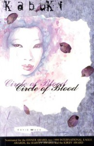 Kabuki, Vol. 1: Circle of Blood - David W. Mack