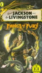 Fangs of Fury - Luke Sharp