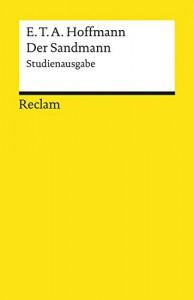 Der Sandmann - E.T.A. Hoffmann, Ulrich Hohoff