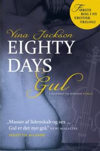Eighty Days Gul - Vina Jackson