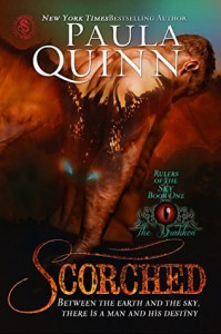 Scorched - Paula Quinn