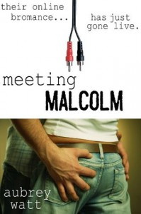 Meeting Malcolm (First Time Reluctant Gay Erotica) - Aubrey Watt
