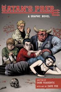 Satan's Prep: A Graphic Novel - Gabe Guarente